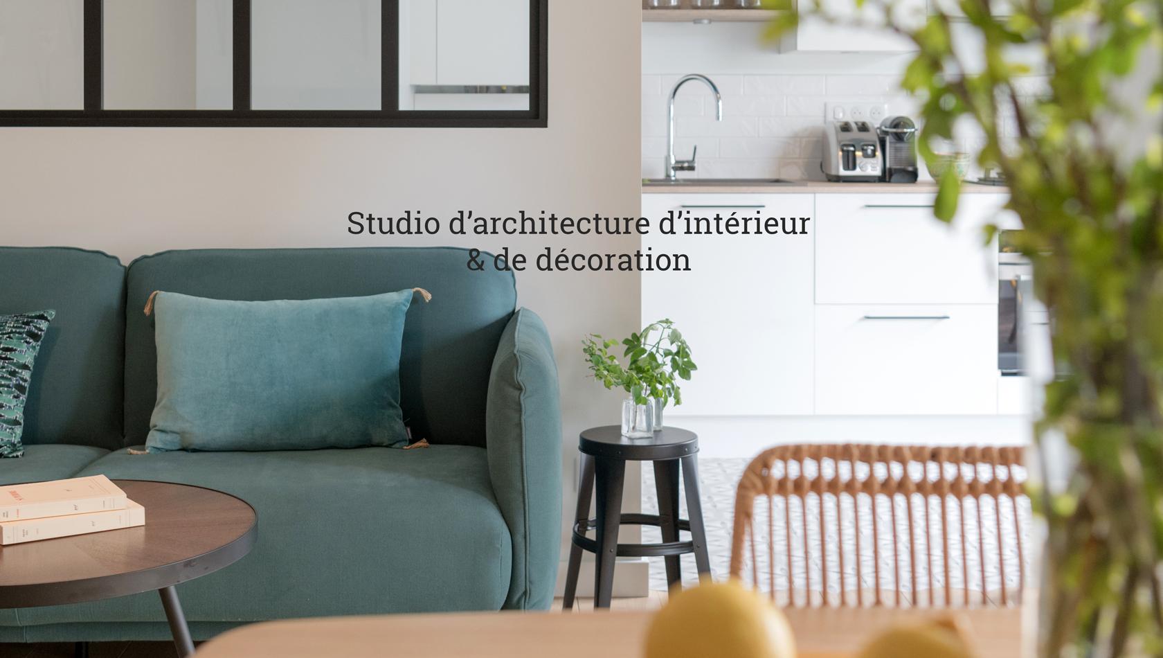 Skéa Designer. Studio d'architecture d'intérieur et de décoration. Lyon. Paris.